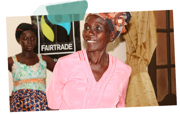 Women's school of leadership Fairtrade